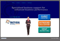 Tactical Marketing Solutions, Inc. Logo